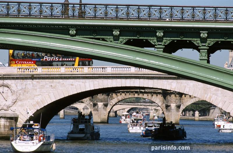 Ponts de Paris © Paris Tourist Office/David Lefranc