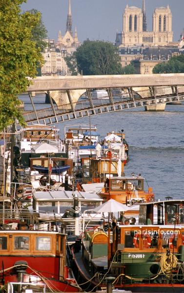 Quais de Seine © Paris Tourist Office/David Lefranc