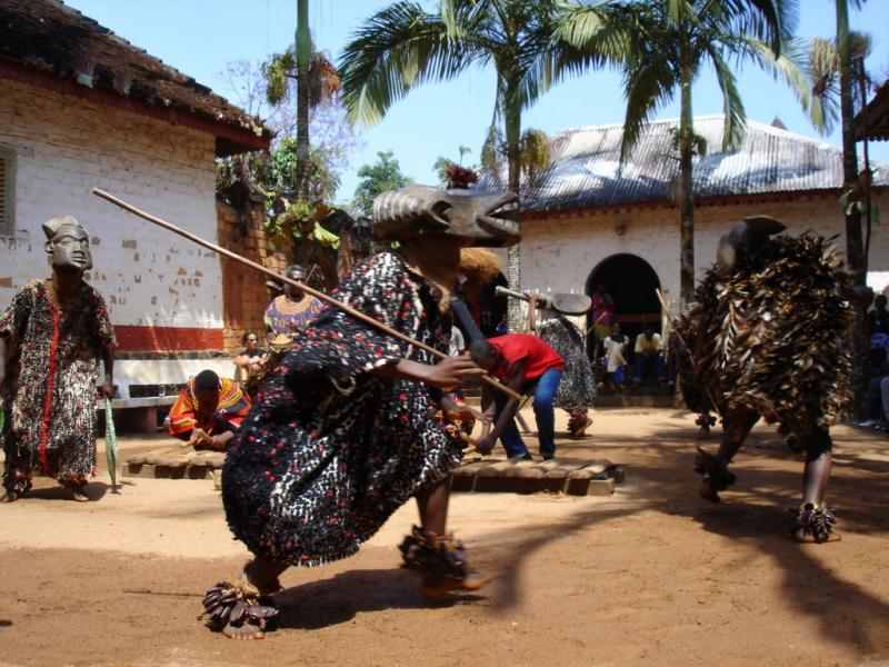 Rencontre ouest cameroun