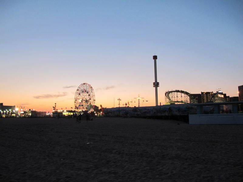 Coney Island, New-York City