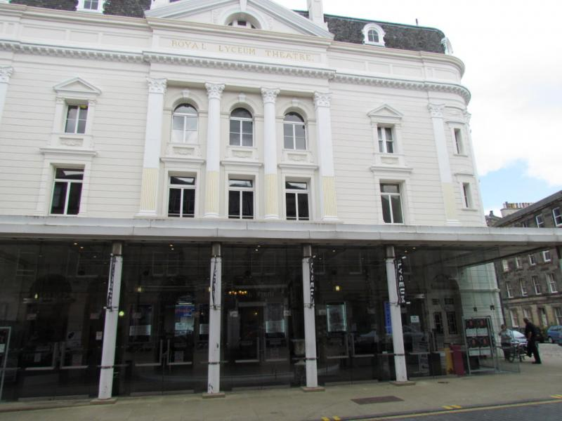 Royal Lyceum theatre, Edimbourg