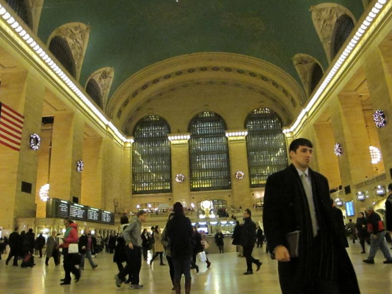 Hall, Grand Central Station, New-York City