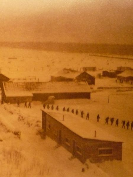 Camp de détention de Spirit Lake 1915-1917, Abitibi, Québec