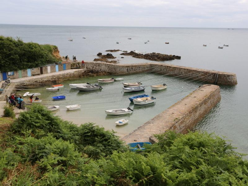 Port-Racine, Cotentin, Manche