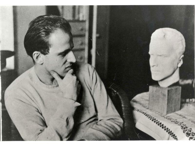 Boris Vian © Archives Cohérie Boris Vian, Paris, 2011