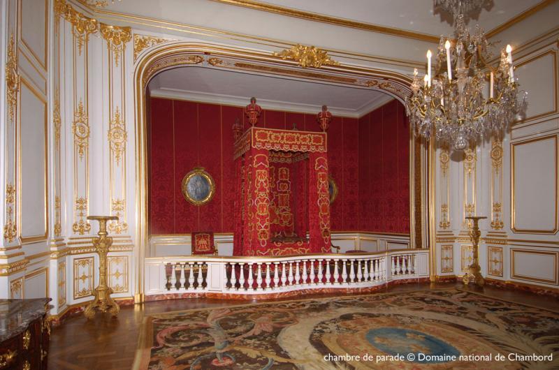 Balade d 39 automne chambord rfi blogs for Chambre de parade
